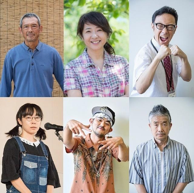 飯塚俊光監督「ポエトリーエンジェル」ベテラン俳優陣が撮影を振り返る