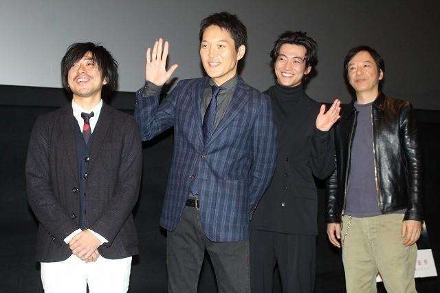 千原ジュニア主演「新・ミナミの帝王」劇場版、2017年1月14日公開決定!