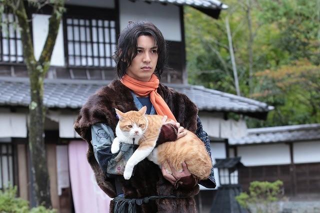 大野拓朗「猫忍」で映画初主演!「猫侍」製作チームが再集結