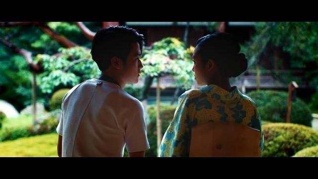 真太郎はジャスミンと京都観光をすることに