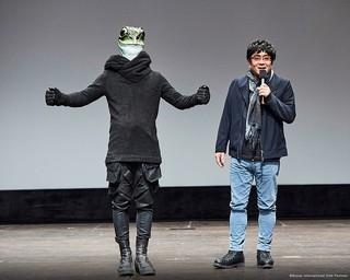 大友啓史監督は6日間で3カ国を訪れた「ミュージアム」