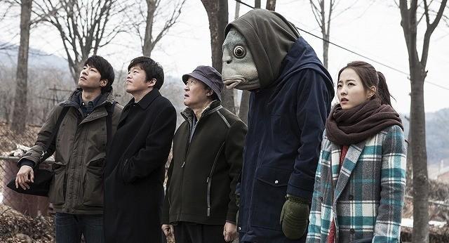 """薬の副作用で""""魚人間""""になっちゃった!? 「フィッシュマンの涙」12月17日公開 - 画像1"""