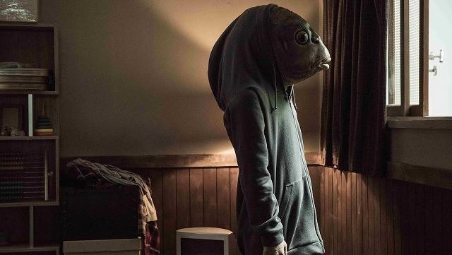 """薬の副作用で""""魚人間""""になっちゃった!? 「フィッシュマンの涙」12月17日公開 - 画像7"""