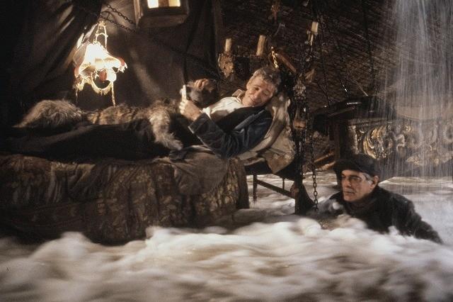 「ホドロフスキーの虹泥棒」予告完成! 圧巻の大洪水シーンにクギ付け