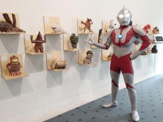 ウルトラ怪獣が彫刻作品に! 「東京造形大学×ウルトラマン50」開催