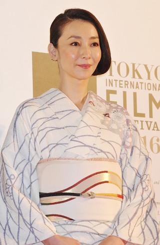 第29回東京国際映画祭 着物や個性派ドレスで各国女優陣が美の競演!