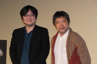 細田守監督、是枝裕和監督に最新作の進捗明かす「うまくいけば再来年公開」