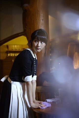 松井玲奈「はらはらなのか。」で喫茶店店主に!
