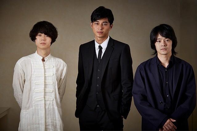 新たな「デスノート」に挑んだ (左から)菅田将暉、東出昌大、池松壮亮