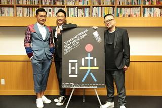 日本の戯曲が原案の香港映画 監督&2人の俳優が語り尽くす