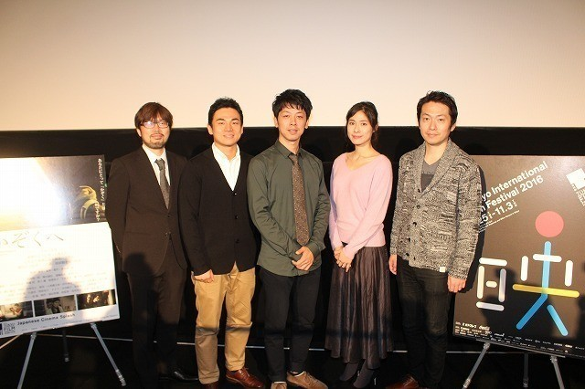 """春本雄二郎、10年ぶり監督作へ込めた""""家族""""への思い語る"""
