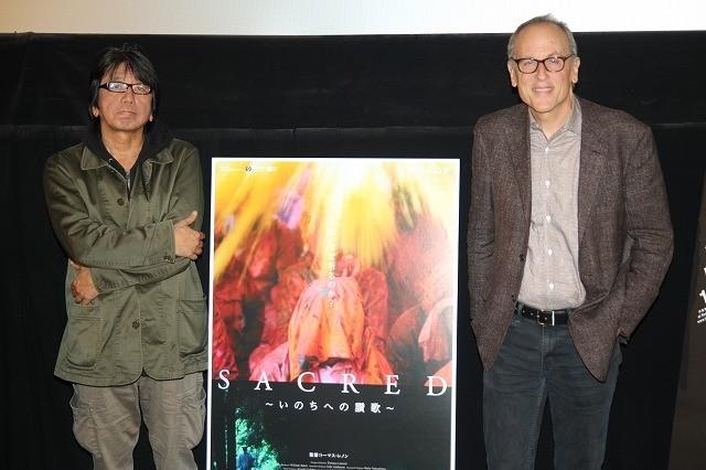 """日米共同製作で世界中の""""信仰心""""に迫った監督、観客に「責任を持って感じて」"""