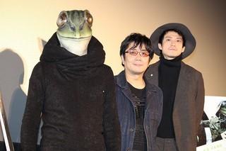 「ミュージアム」大友啓史監督、小栗旬サプライズ登壇に「すっかり騙された!」