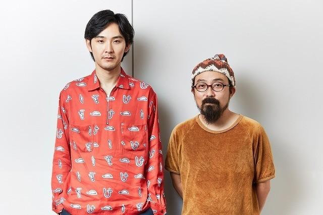 松田龍平と山下敦弘監督
