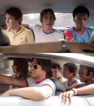 名曲「ラッパーズ・ディライト」を車内で熱唱「6才のボクが、大人になるまで。」