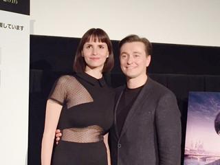 アンナ・マティソン監督と主演のセルゲイ・ベズルコフ「天才バレエダンサーの皮肉な運命」