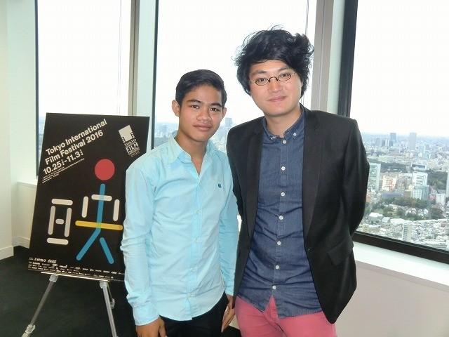 元タクシー運転手の青年が主演 経済発展著しいカンボジアの若者たちの日常描く「ダイアモンド・アイランド」