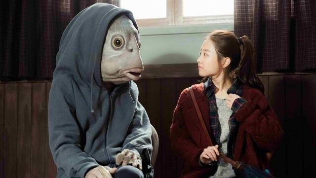 """魚人間""""のキモかわいさハジける!?「フィッシュマンの涙」予告編公開 : 映画ニュース - 映画.com"""