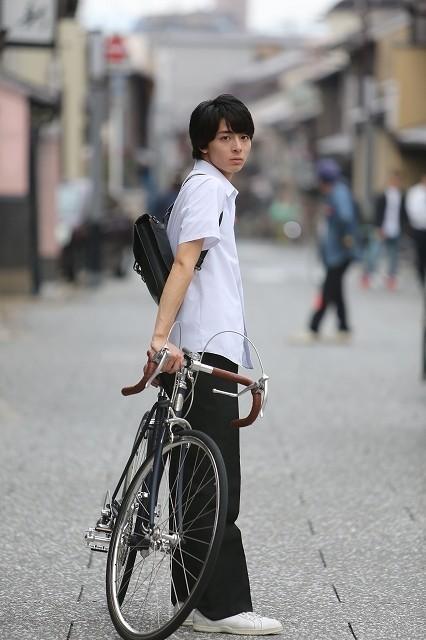 撮影は京都でオールロケを敢行