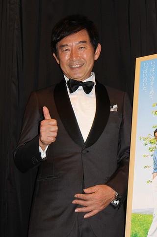 石田純一、夢は政治家よりも映画監督「年重ねた今だからこそ」