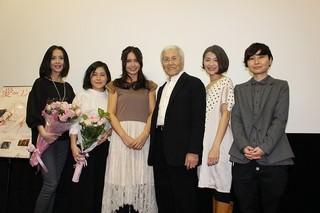 加藤夏希、オムニバス映画「愛∞コンタクト」は「人生の分岐点にあった作品」