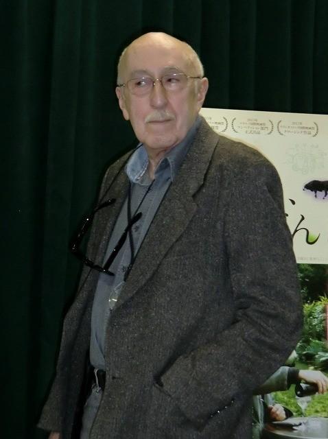 82歳の名匠オタール・イオセリアーニ監督