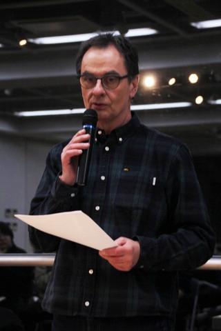 シュタイデル社の創業者、写真家ロバート・フランクの功績を語る