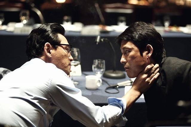 悪人VS悪人! チョン・ウソン主演の韓国映画「アシュラ」17年3月4日公開