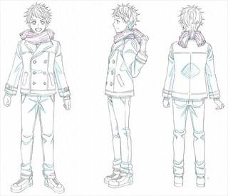 「キンプリ」新作の設定画でシン&ルヰが冬服にチェンジ!アレクの部屋も公開