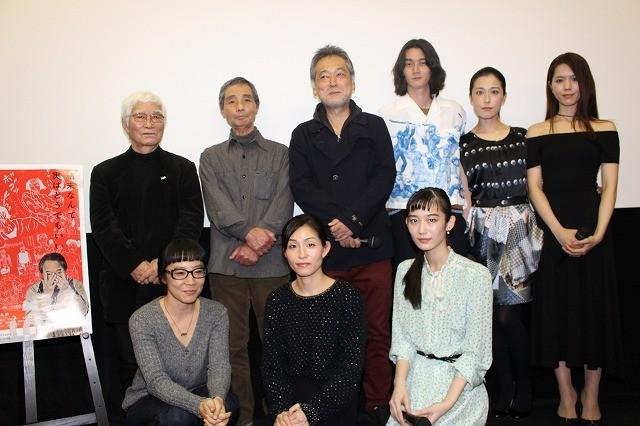 瀬々敬久監督、鬼才・足立正生の演技に「新人俳優賞をとらせたい」