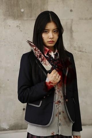 人気モデル・古畑星夏「人狼ゲーム」第5弾で映画初主演!過酷な殺りくゲームに挑む
