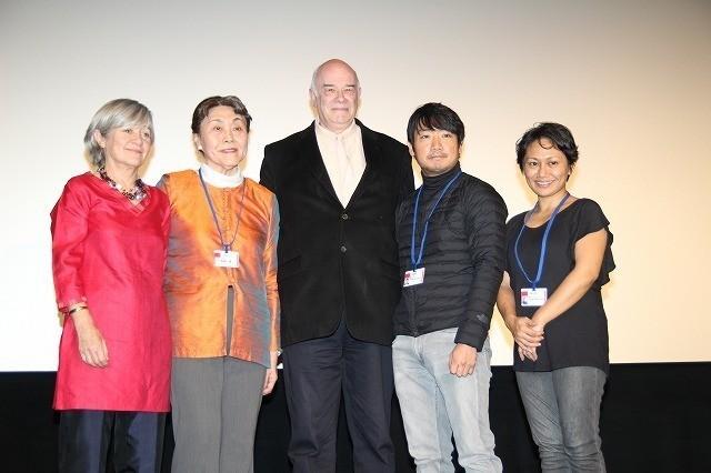 第17回東京フィルメックス開幕!キム・ギドク監督、アジア諸国の安全と平和を訴える