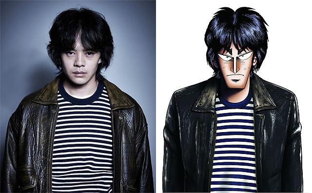 池松壮亮、民放連ドラ初主演 福本伸行氏のコミック「銀と金」ドラマ化