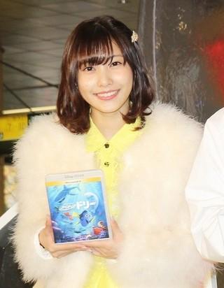 佐野ひなこ、平愛梨&長友の来年・結婚報道に「ぜひ続きたい」
