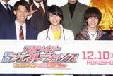 仮面ライダー「MOVIE大戦」に竹内涼真&白石隼也が参戦!「嬉しかった」