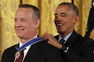 トム・ハンクス、ロバート・デ・ニーロらが「大統領自由勲章」受章