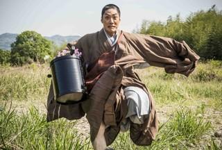 野村萬斎が大胆不敵な勝利宣言!「花戦さ」特報公開