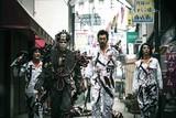 田中要次が怪物に…!?初主演映画「蠱毒」ビジュアル披露&東京コミコン参戦決定