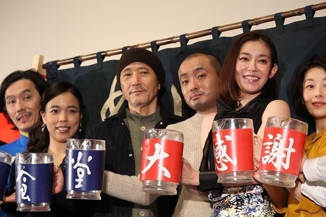 小林薫、台湾に向かう「深夜食堂」オダジョー&松岡監督にエール「巨匠ぶり発揮して」 - 画像7