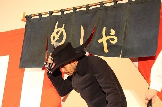 小林薫、台湾に向かう「深夜食堂」オダジョー&松岡監督にエール「巨匠ぶり発揮して」 - 画像3