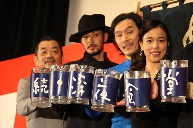 小林薫、台湾に向かう「深夜食堂」オダジョー&松岡監督にエール「巨匠ぶり発揮して」 - 画像6