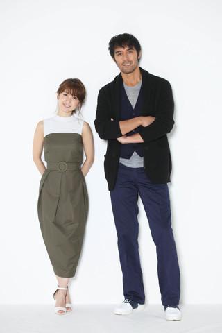 阿部寛×大倉忠義×大島優子が説く「日本映画ではなかなか見たことがない」ぜいたくな一品