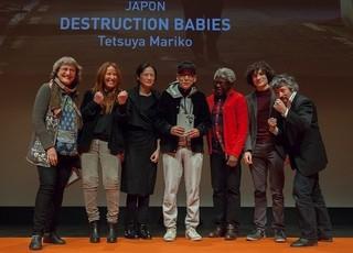 「ディストラクション・ベイビーズ」ナント三大陸映画祭の準グランプリに!