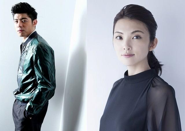 田中麗奈、日台合作「おもてなし」でワン・ポーチエと共演「どたばたさせて頂きます!」