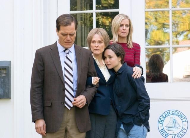 マイケル・シャノン演じる 同僚刑事も重要な役割を果たす