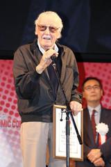 「東京コミコン」開幕!スタン・リー「本場のコミコンと同じクオリティだ」