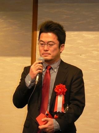 「新藤兼人賞」授賞式で金賞「湯を沸かすほどの熱い愛」中野量太監督が号泣