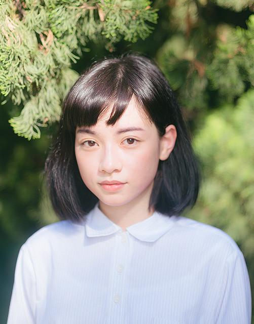 台湾留学生の役を演じる 主演のヤオ・アイニン
