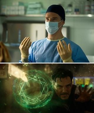 アベンジャーズに毒舌診断!「ドクター・ストレンジ」特別映像が公開