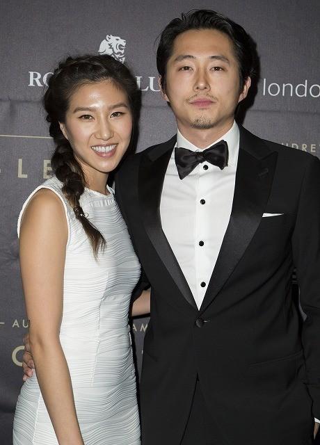 「ウォーキング・デッド」グレン役スティーブン・ユァンが結婚!